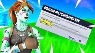 Fortnite Customs! (NA-EAST) Come Join! Ask for code. Have fun and subscribe
