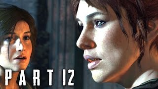 Rise of the Tomb Raider Walkthrough Gameplay Part 12 - Atlas (2015)
