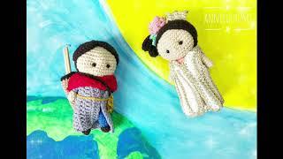Hou Yi & Chang E: Mid Autumn Festival Story