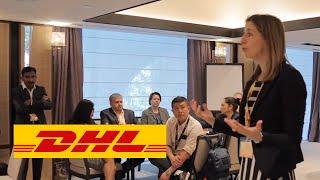 Innovation Workshop - DHL Global Technology Conference 2019