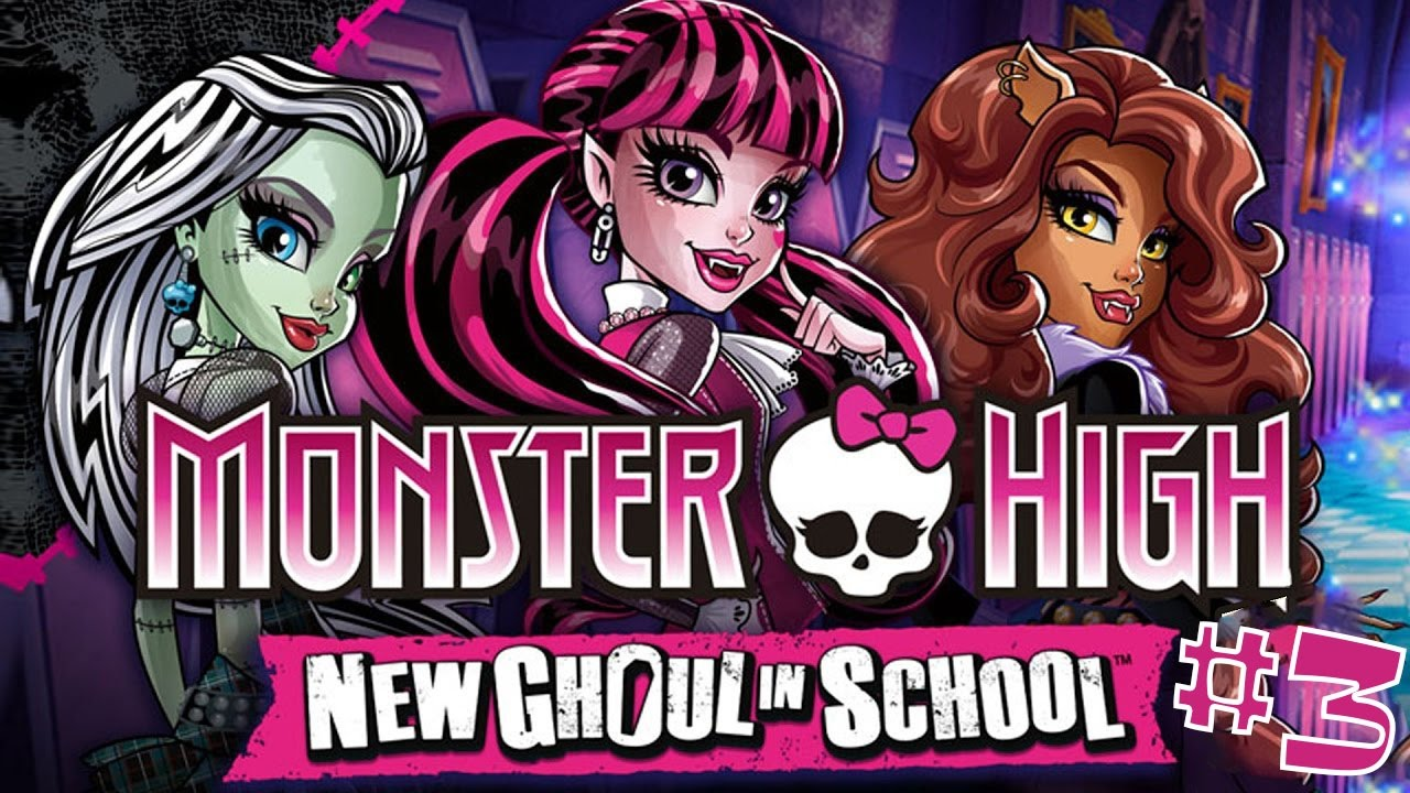 Monster High: New Ghoul at School (TV Short 2010) - IMDb