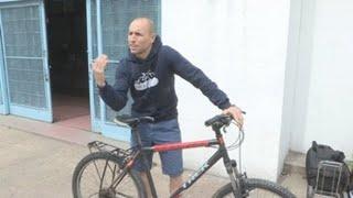 Español sueña con divulgar ciencia en bicicleta en países de habla hispana