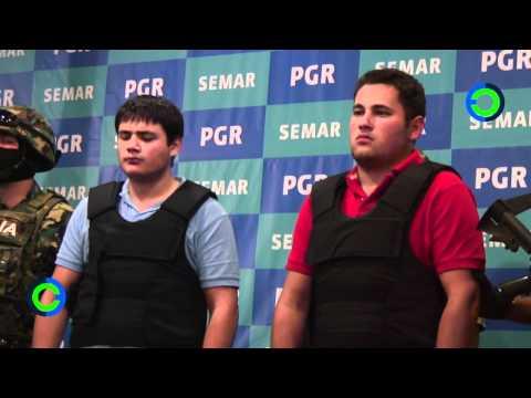 """Detiene la Marina al hijo de """"El Chapo Guzmán""""; la DEA desmiente que lo sea"""