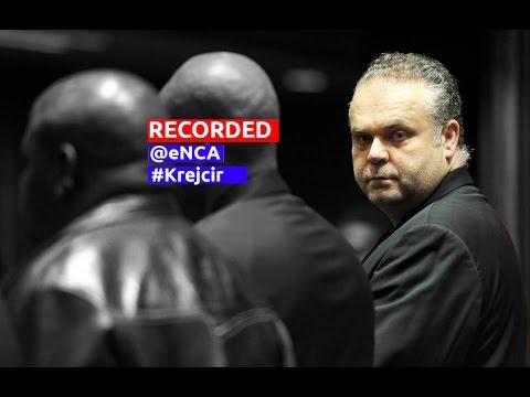 WATCH: Radovan Krejcir, co-accused sentencing