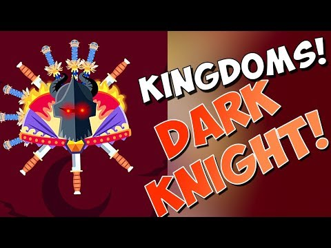 BEAT THE DARK KNIGHT IN KNIFE HIT! (KINGDOMS CHALLENGE) |