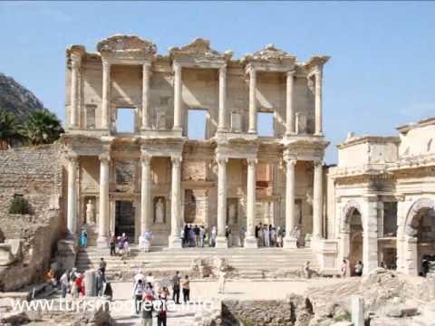 Éfeso, Turquia! Turismo Grecia! - YouTube