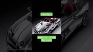 Kanye West Luxury Cars