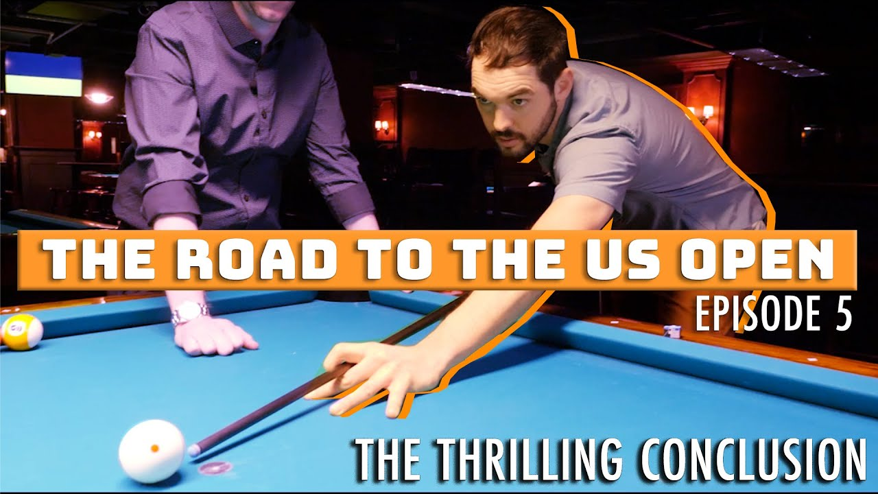 Your average pool player's thrilling US Open conclusion | The Road To The US Open