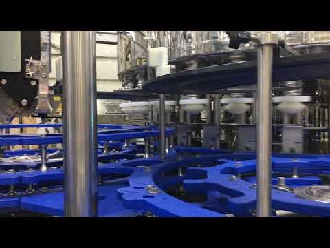 Fogg High Speed Dairy Filler
