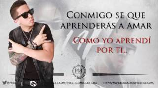 Necesito De Ti   De La Ghetto Video Lyric Original Reggaeton Romantico 2015