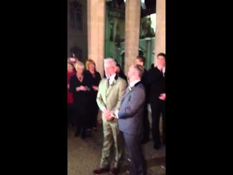 First uk gay marriage speach