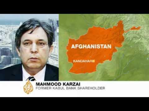 Kabul Bank chief resigns
