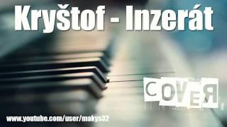 PIANO │ Kryštof - Inzerát │ COVER