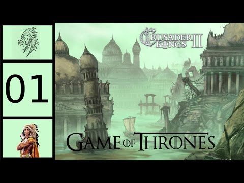 CK2 Game of Thrones - Rhoynar Restoration #1 - Conquest of Dorne