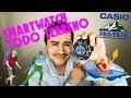 Casio Protrek el smartwatch todo terreno WSD-F20