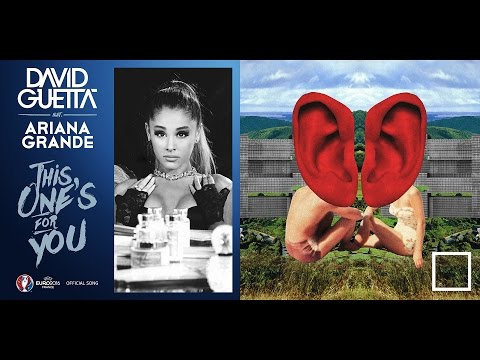 Ariana Grande, Zara Larsson, Clean Bandit, David Guetta - This Symphony's For You (OFFICIAL MASHUP)