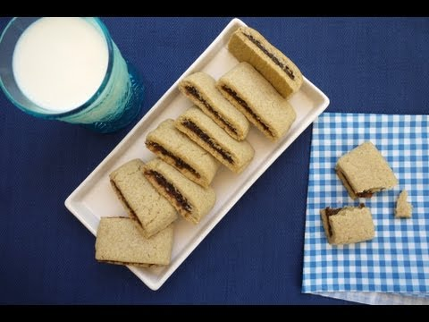Homemade Fig Newtons - Fun Snack Recipes For Kids - Weelicious