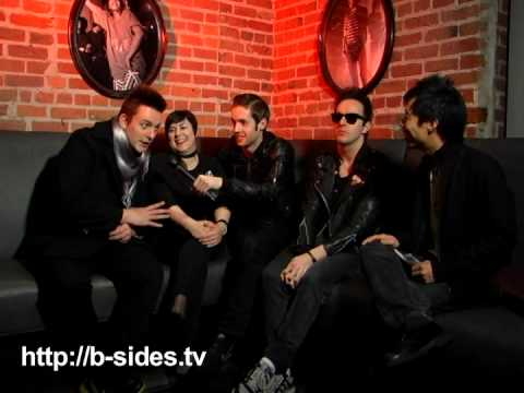 Glasvegas Interview with B-Sides