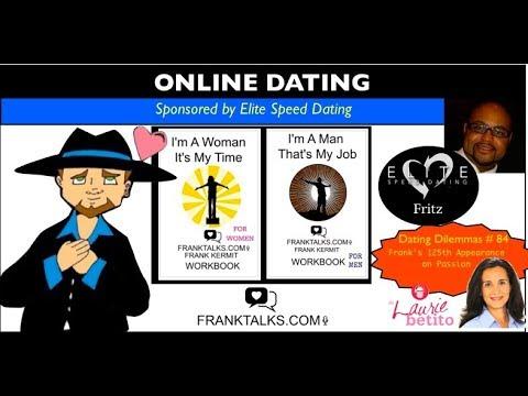 Dating Dilemmas 84:  Online Dating