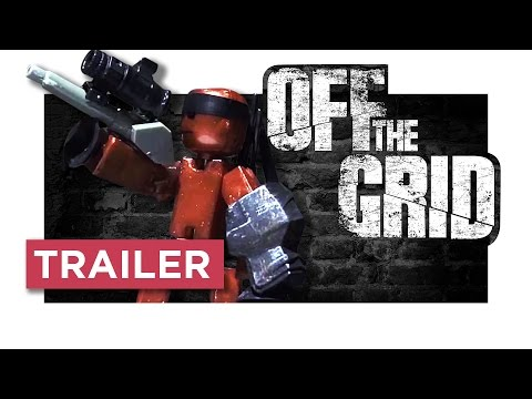 OFF THE GRID | Official Series Trailer