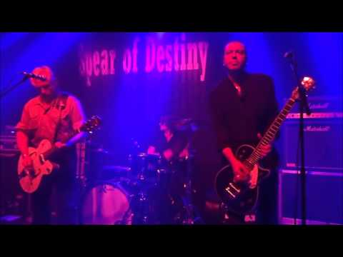 Spear of Destiny, 'The Price' live Arts Club, Liverpool 22nd Oct 2015.