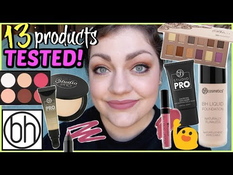 BH Cosmetics | FULL FACE First Impressions