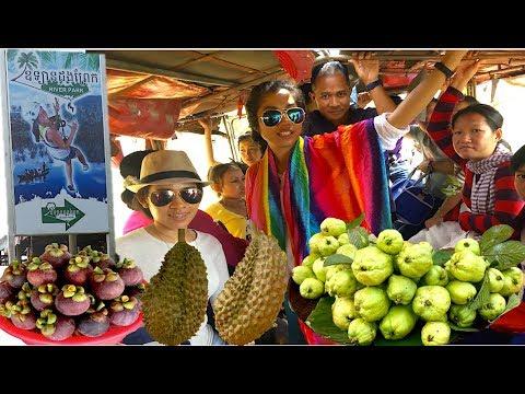 Visit The River Park along Prek Teuk Chhou in Kampot Province, Cambodia