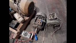 видео §77. Асинхронный двигатель с фазным ротором