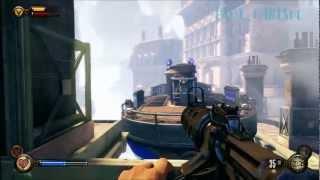 "BioShock Infinite Max Settings gameplay PC Lenovo Y580 ""Technicznie"""