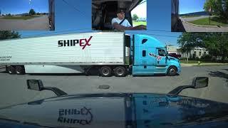 May 30, 2020/243 Trucking door 28. Allentown, Pennsylvania