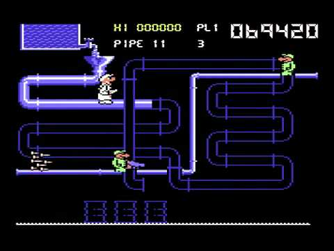 C64 Longplay - Super Pipeline 2