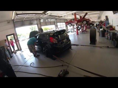 Fiesta ST (gt2860rs Garrett Turbo) 308whp