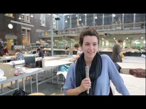 The ambition of the students from the Faculty of Architecture, TU Delft