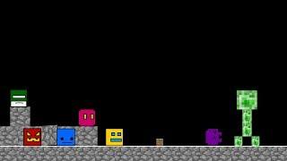 Geometry Dash Animation - Teleportation Portal (Part 8)