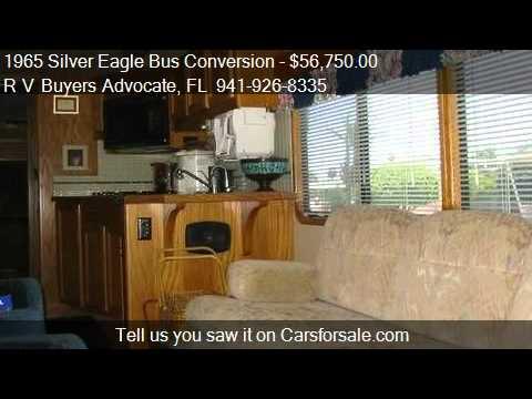 1965 silver eagle bus conversion for sale in fl 34239 youtube rh youtube com American Eagle Bus Eagle Bus Conversion