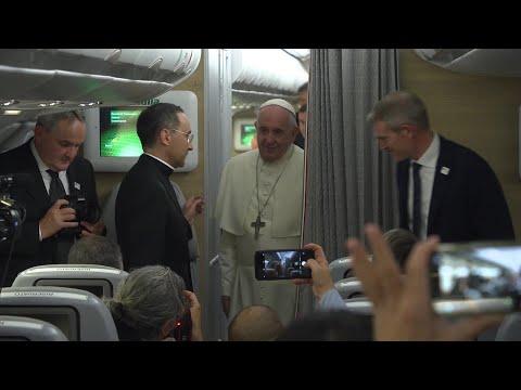 Pope's trip to Malta postponed due to coronavirus