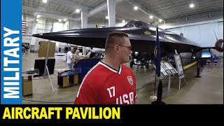 Medal of Honor Aircraft Pavilion rare historic war planes helicopters   Jarek in Mobile Alabama USA