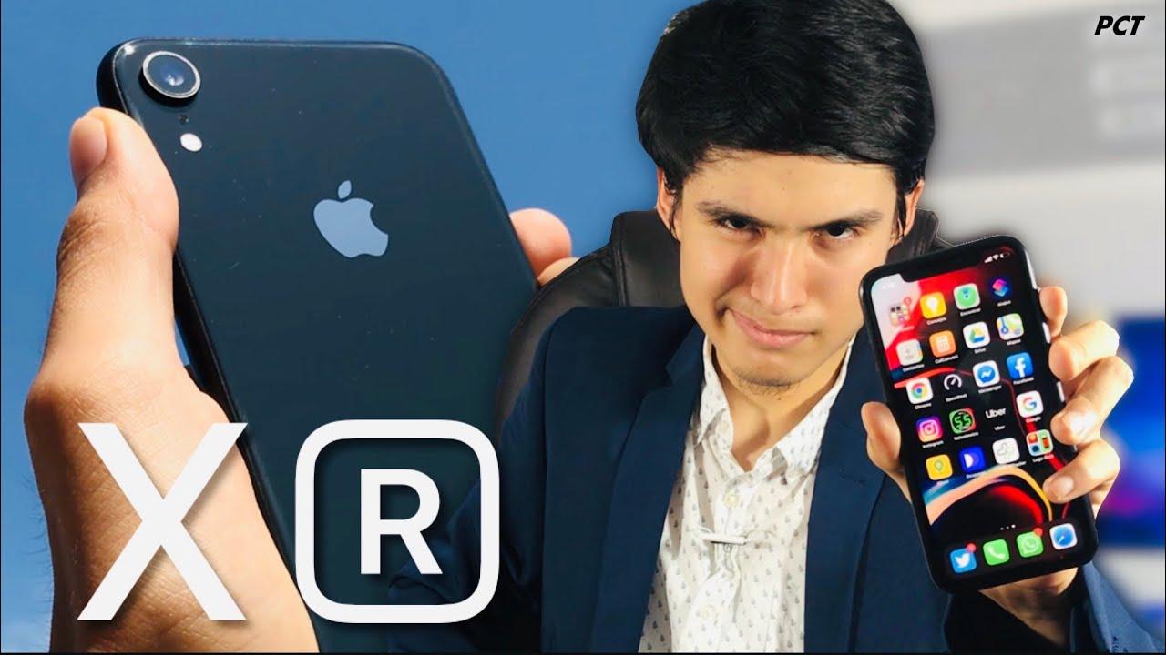 Porque comprar el iPhone XR en 2020/2021 - Veloz, muy ...