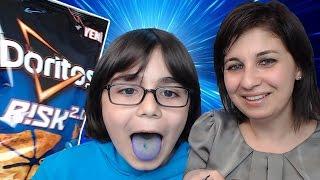 Download lagu ANNEM ile CEZALI DORİTOS RİSK 2 0 CHALLENGE Vlog