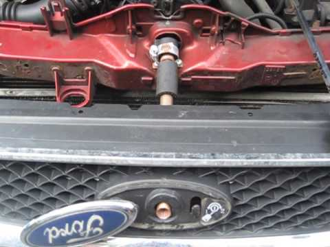 Ford Focus Bonnet Lock Replacement Opening Mechanism Follow On Vid