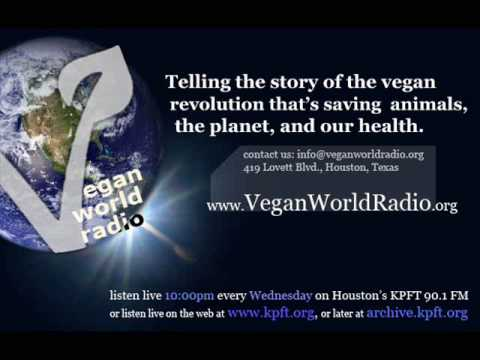 Vegan World Radio - 23 Sep 2009 - Let's Hear It for the Aust