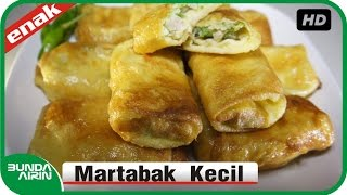 Video Cara Membuat Martabak Kecil Resep Masakan Indonesia  Recipes Cooking Bunda Airin download MP3, 3GP, MP4, WEBM, AVI, FLV Juni 2018