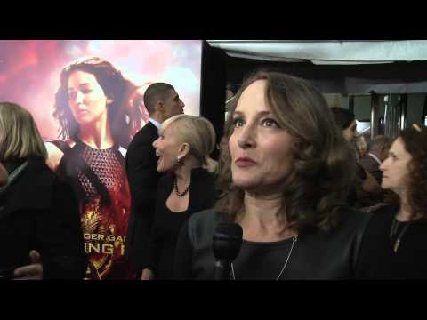 The Hunger Games: Catching Fire: Producer Nina Jacobson New York Premiere Movie Interview