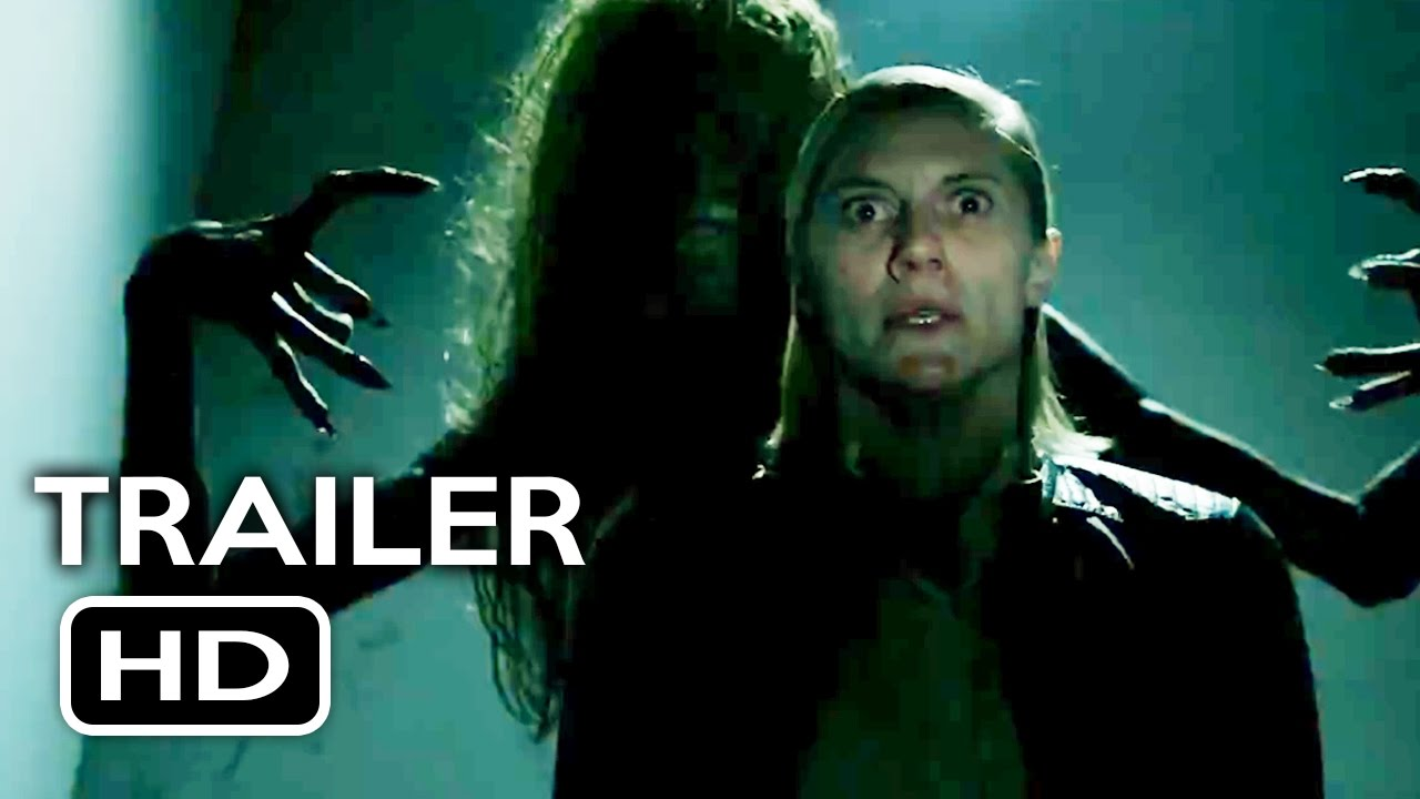 Dont Knock Twice Official Trailer 1 2017 Katee Sackhoff Horror Movie Hd