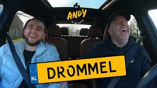 Joël Drommel - Bij Andy in de auto! (English subtitles)