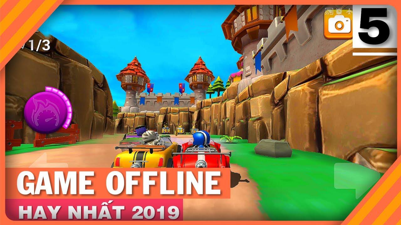 TOP 5 GAME OFFLINE GÂY NGHIỆN NHẤT 2019 TẢI NGAY KHÔNG CHƠI PHÍ CẢ ĐỜI