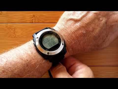 Makibes G01 Smart Sport Watch: Unboxing and Review