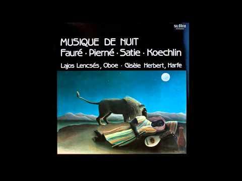Erik Satie - Gnossiennes 1-3 (arranged for harp)