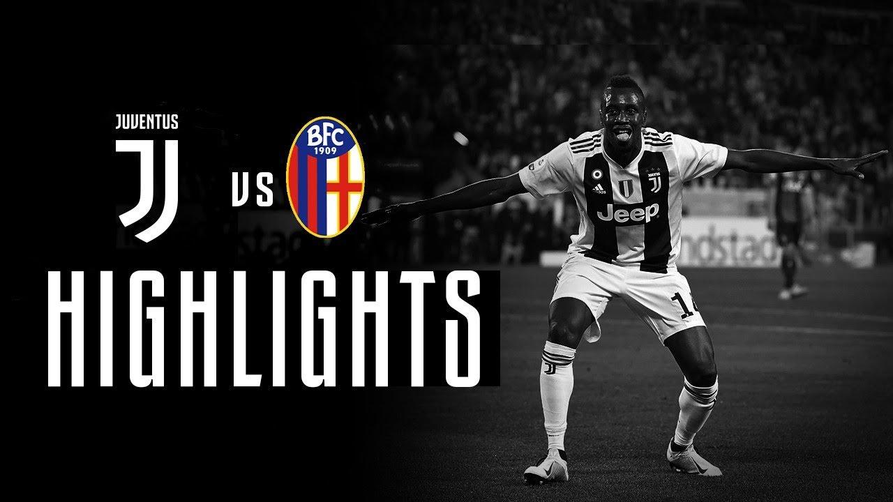 93f321fef508c HIGHLIGHTS  Juventus vs Bologna - 2-0 - Serie A - 26.09.2018