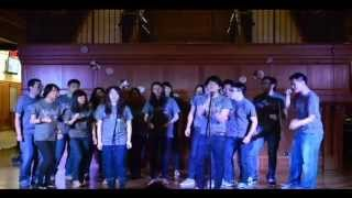 Blue [Big Bang] - Sensasian A Cappella 2012